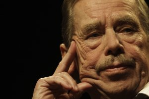 Former Czechoslovak and Czech President Václav Havel