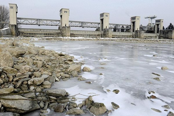 Low temperatures have complicated life in Slovakia.