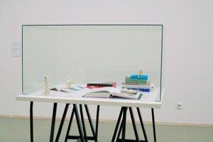 Stano Masár, Art Lab, installation, 120 x 80 x 50 cm, 2010-2015