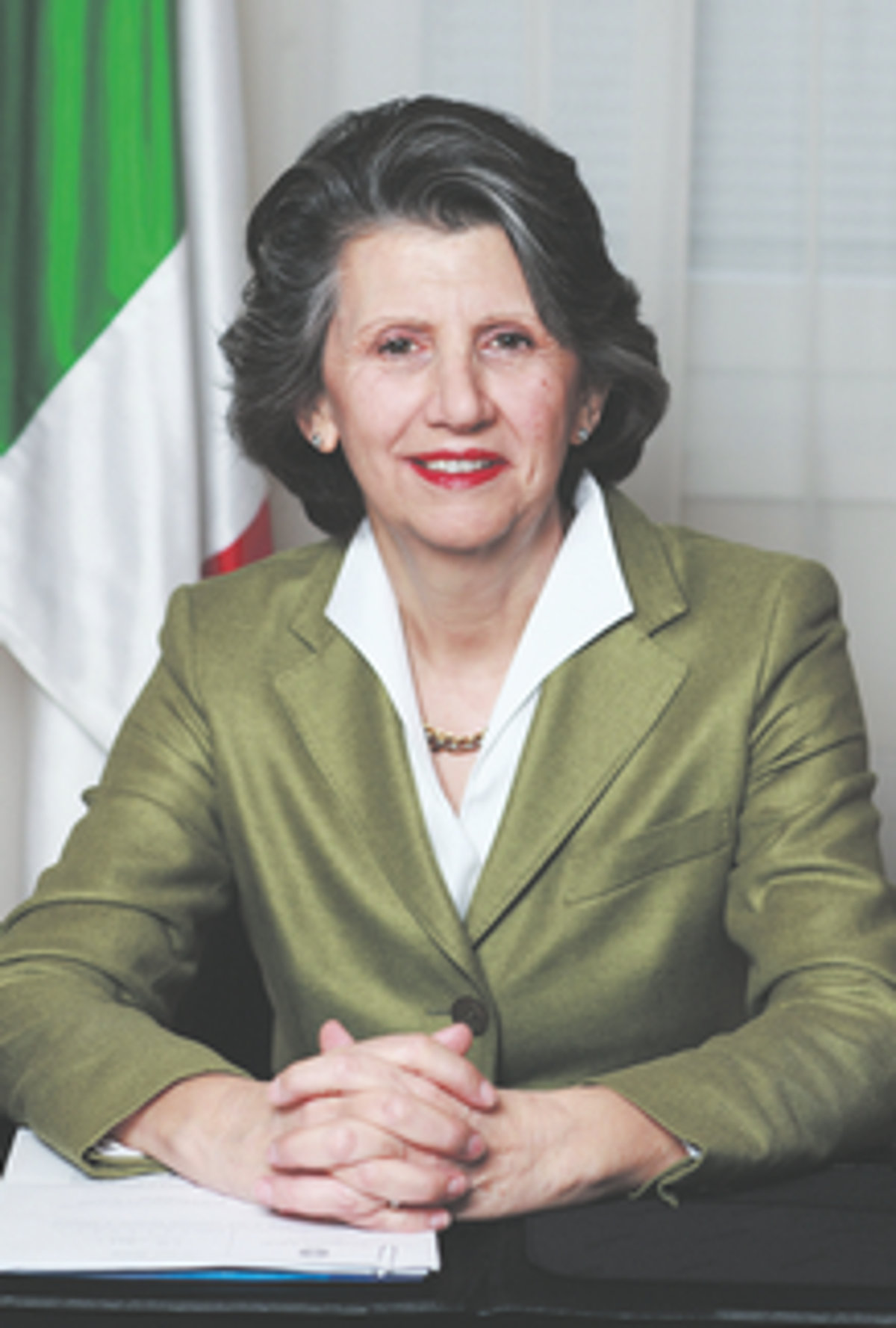 italian diplomat hails slovaks energy spectator sme sk ambassador brunella borzi source courtesy of italian embassy