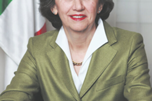 Ambassador Brunella Borzi