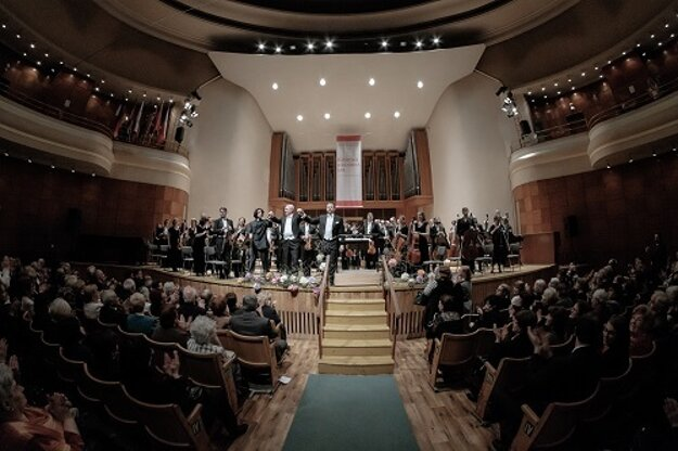 The Košice Music Spring 2016