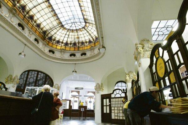 Slovakia's postal market hasnowbeen fully liberalised.