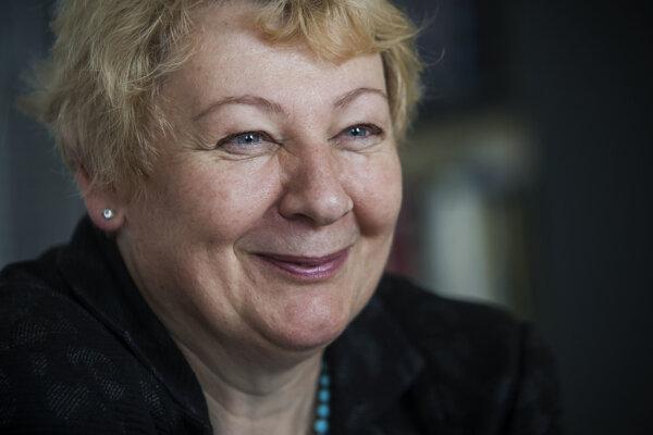 Judge Zuzana Ďurišová