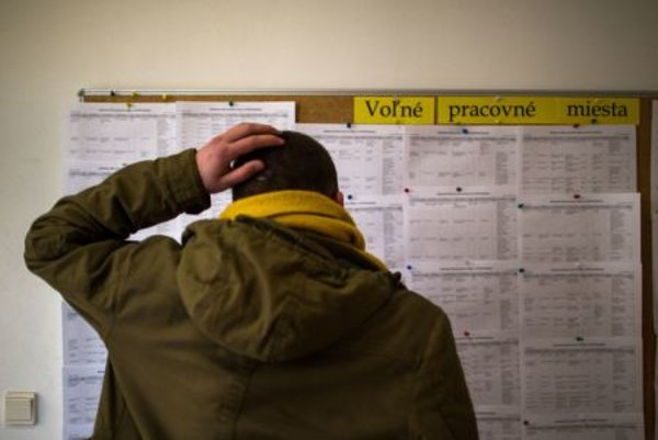 The jobless rate in Vranov nad Topľou has reached record levels.