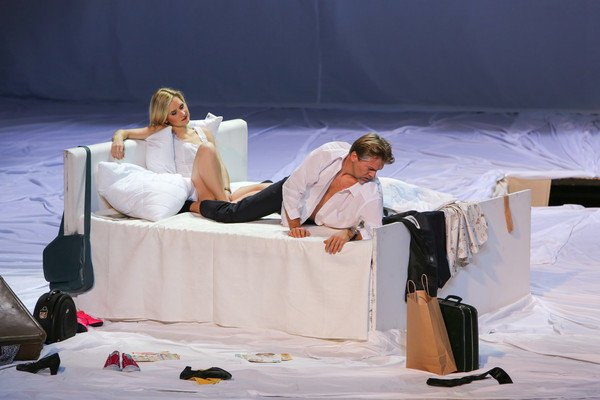 The Makropulos Affair (SND) will be also performed at the Eurokontext festival.