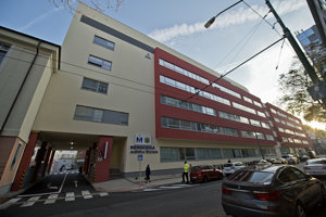 The new St Michael's Hospital in Bratislava was ceremonially opened on November 3.
