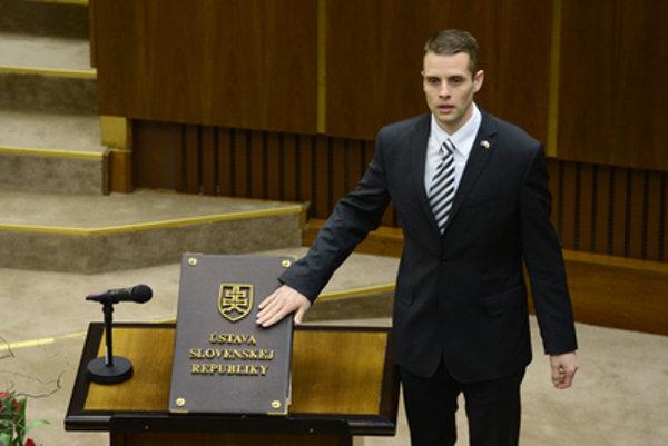 SaS MP Martin Klus