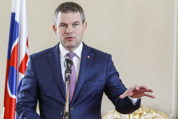 Deputy PM for Investments and Informatisation Peter Pellegrini
