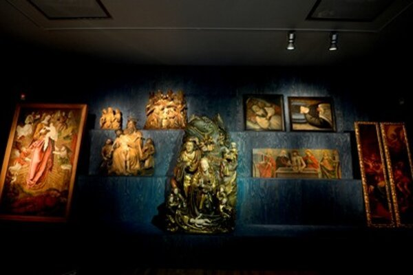 "New ""non-permanent"" exhibition of Gothic and Baroque art in the Slovak National Gallery"
