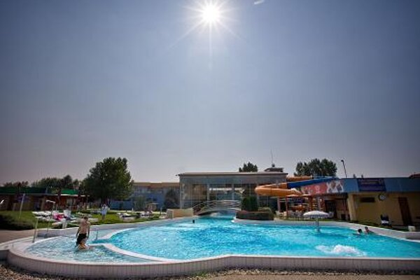 Aquapark Senec provides everything for the visitor seeking a spot to relax, all the year round
