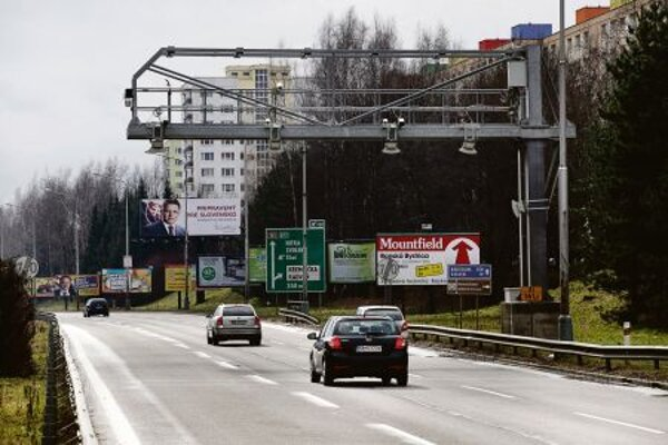 The toll system in Slovakia has been revamped.