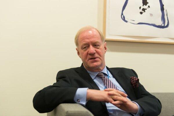 Dutch Ambassador Richard Van Rijssen