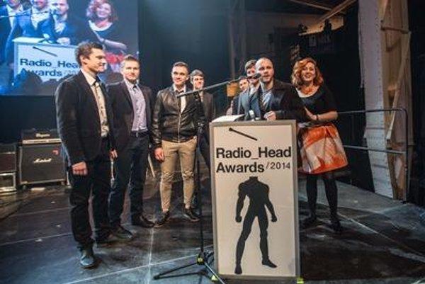 Fall grapp win at Radio_Head Awards 2014