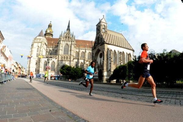 Internaitonal Peace Marathon Košice 2015