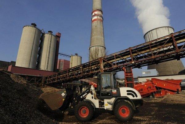 Power plant Elektárne Nováky (ENO)