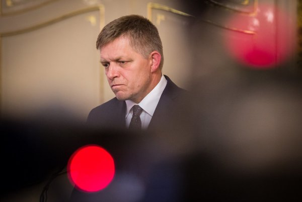 PM Robert Fico: Coalition is stable.