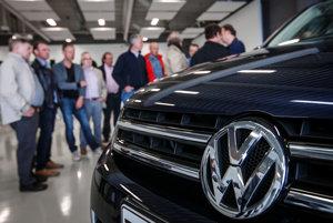 German carmaker Volkswagen Slovakia.