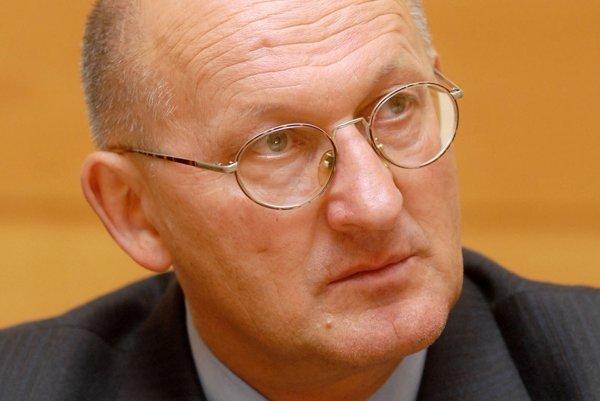 Slovak Ambassador to Belgium Stanislav Vallo