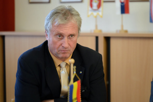 Gerhard Schödinger, mayor of Wolfsthal