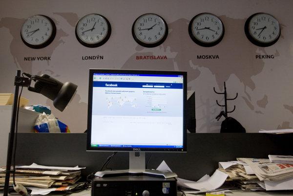 Facebook, illustrative stock photo.