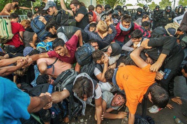 Jan Zátorský: Refugees