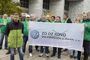 Trade unions at Volkswagen are no longer members of OZ KOVO.