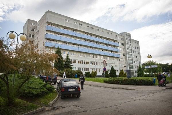 The hospital in Nitra