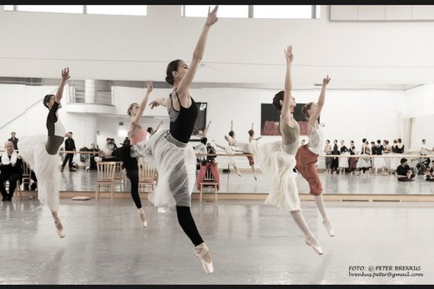 Premiere of Giselle in SND