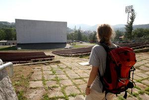 Amphitheatre in Banská Bystrica