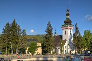 Saint Katarína's Church