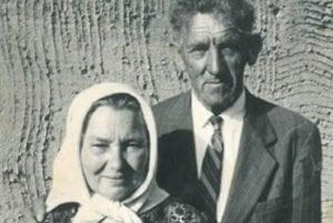 František Svrbický and Gizela Svrbická