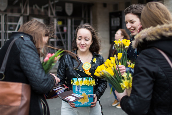 The Day of Daffodils in 2015