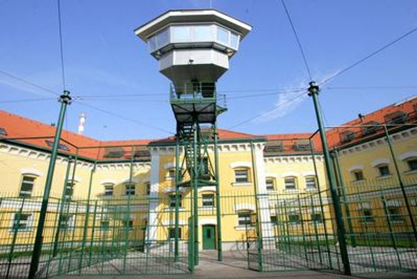 The Leopoldov prison