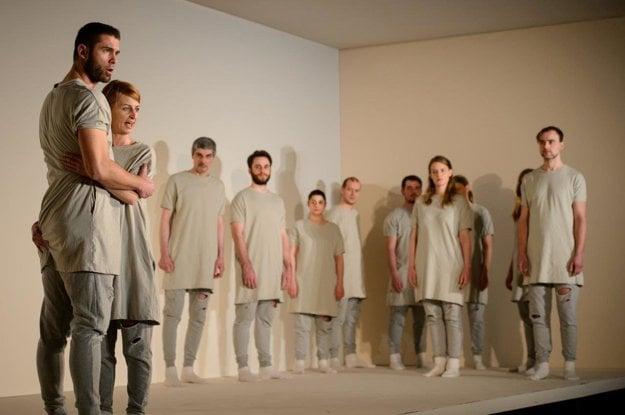 Roland Schimmelpfennig: Idomeneus (City Theatre Žilina)