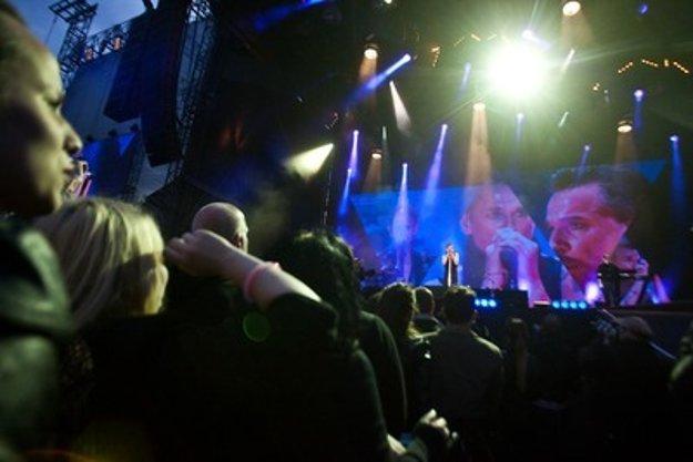 Concert of Depeche Mode