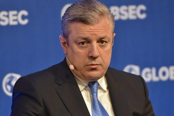 Prime Minister Giorgi Kvirikashvili