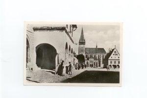 Square in Bardejov