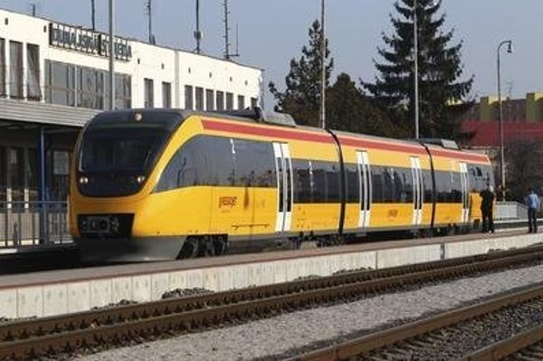 RegioJet joins integrated transport system.