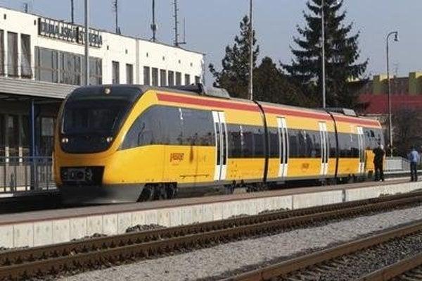 RegioJet joins integrated transport system.