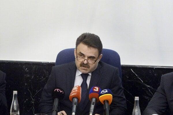 Generaô Prosecutor Jaromír Čižnár and his office.