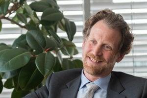 Austrian Ambassador Helfried Carl