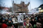 Protests over the Gorilla scandal drew thousands into Slovakia's squares.
