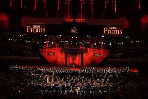 The Slovak Philharmonic Choir (SFZ) performed at BBC Proms on August 6.