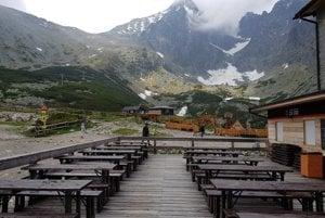 Venue of the Tatras Flowers festival