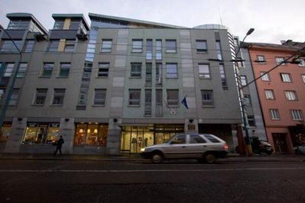 ÚVO building