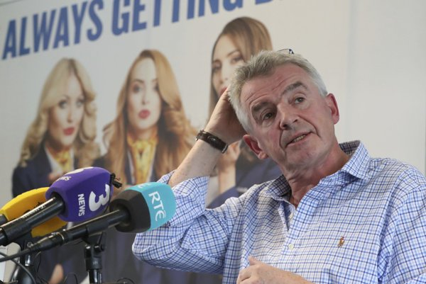 "Irish budget airline Ryanair is believed to be cancelling up to 50 flights every day over the next six weeks because it ""messed up"" its pilots' holiday schedules."