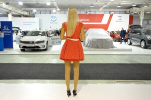 Autoshow Nitra opened its doors.