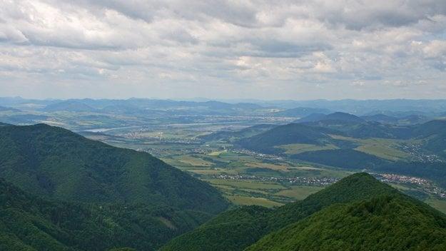 View of Vrátna dolina