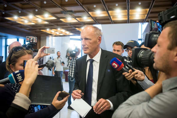 SNS MP Jaroslav Paška